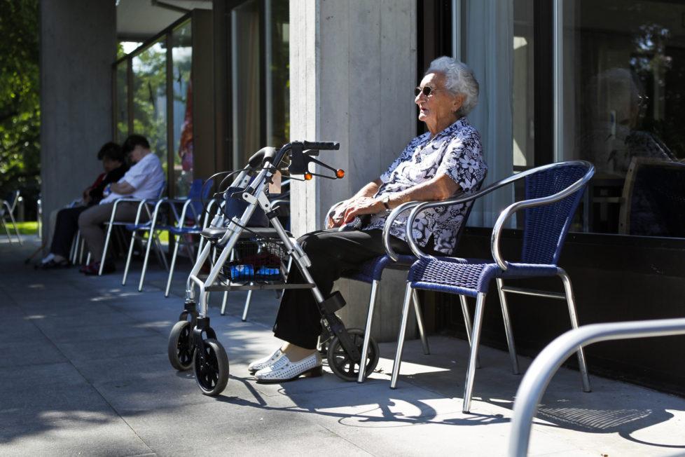 Finanziell Absichern Bis Ins Hohe Alter