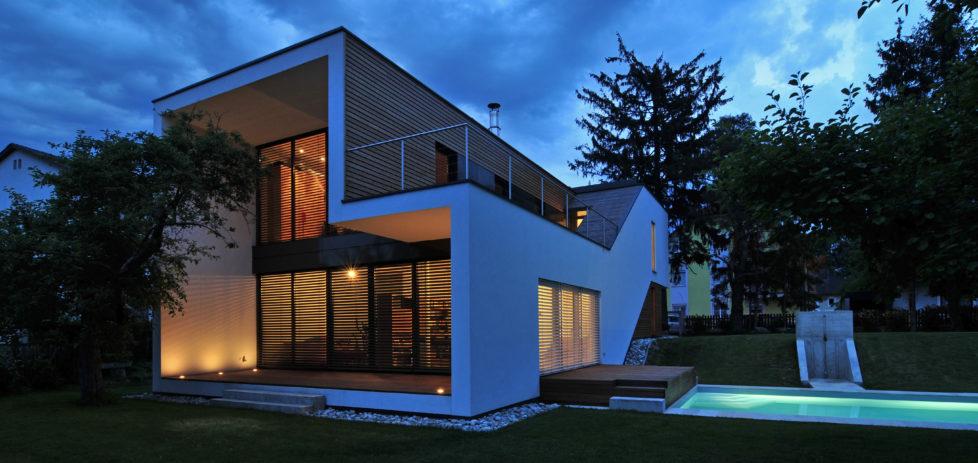 Die Finanzierung des Traumhauses: Eine 10-jährige Festhypothek erlaubt eine langfristige Planung. Foto: Getty Images