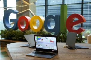Will auch im Geschäft mit Unternehmenskunden stark werden: Internetgigant Google. Foto: Getty Images