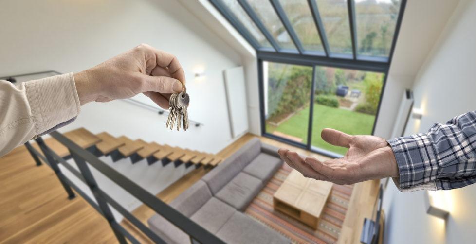Die 3. Säule kann man zum Abzahlen von selbstgenutztem Wohneigentum einsetzen. Foto: Getty Images