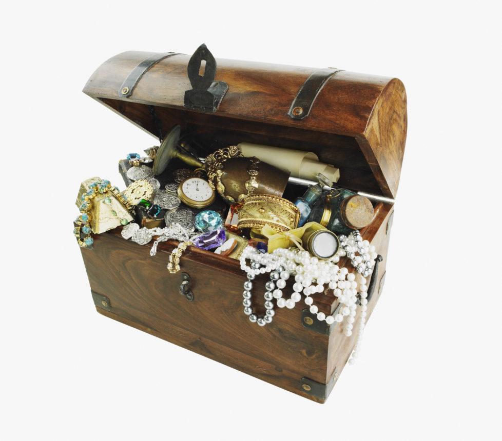 Welches Kisterl hättens denn gern? Thesaurierende Fonds reinvestieren Erträge und Gewinne. Foto: Getty Images