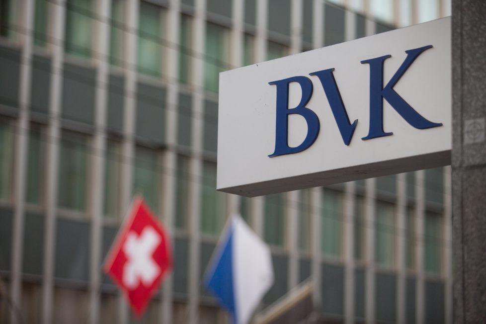 Noch immer in Unterdeckung: Die Beamtenversicherungskasse (BVK) des Kantons Zürich. Foto: Sabina Bobst