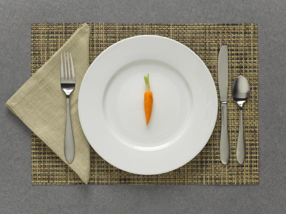 Zum Verhungern: Die Gebühren und schlechte Performance der Privatbank fressen die Rendite weg. Foto: Getty Images