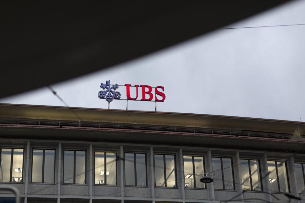 Aktiv gemanagte Fonds der UBS: Die Gebühren fressen die Rendite weg. Foto: Gaetan Bally/Keystone