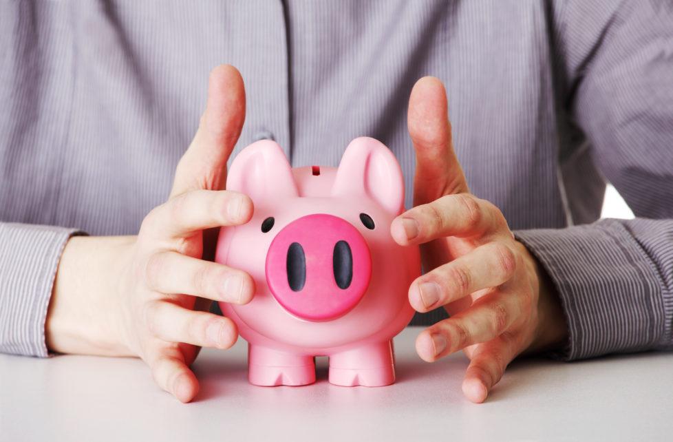 Positiv ist die Kapitalgarantie, ungewiss die zu erwartende Rendite. Foto: Shutterstock