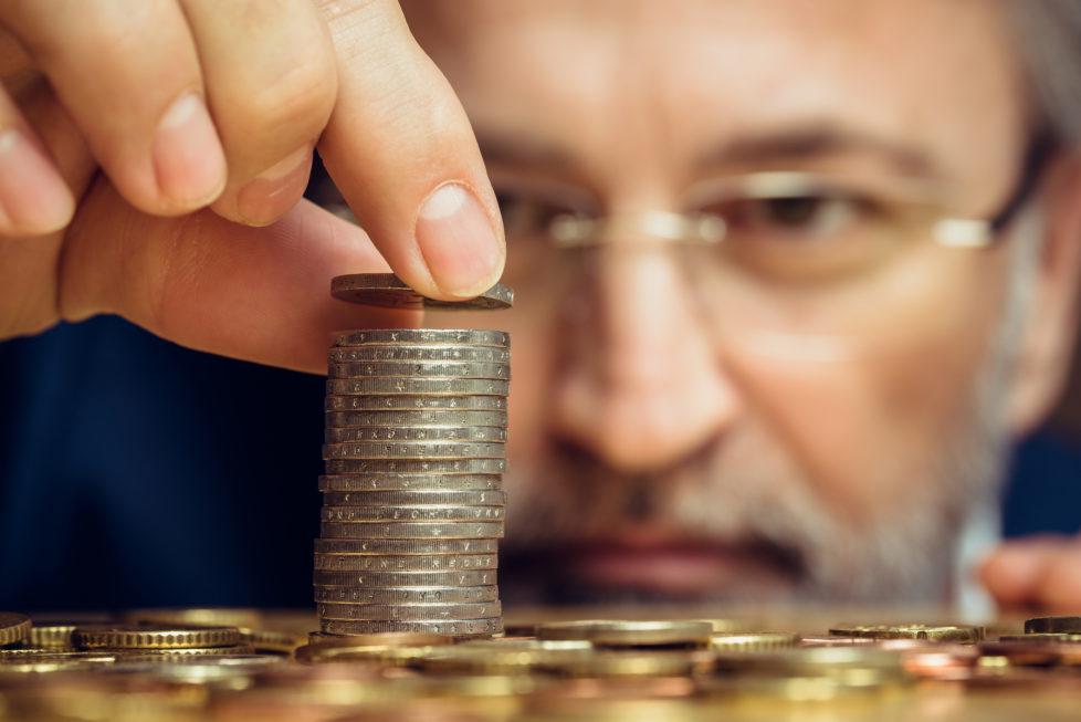 Ein Teilbezug des Vorsorgekapitals hat Rentenkürzungen zur Folge. Foto: iStock