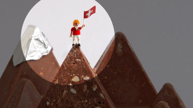 Mythenbehaftet: Die Schweiz hat noch mehr Geschichtslegenden zu bieten als die von Schokolade und vom Bergsteigen. Foto: AP, Keystone