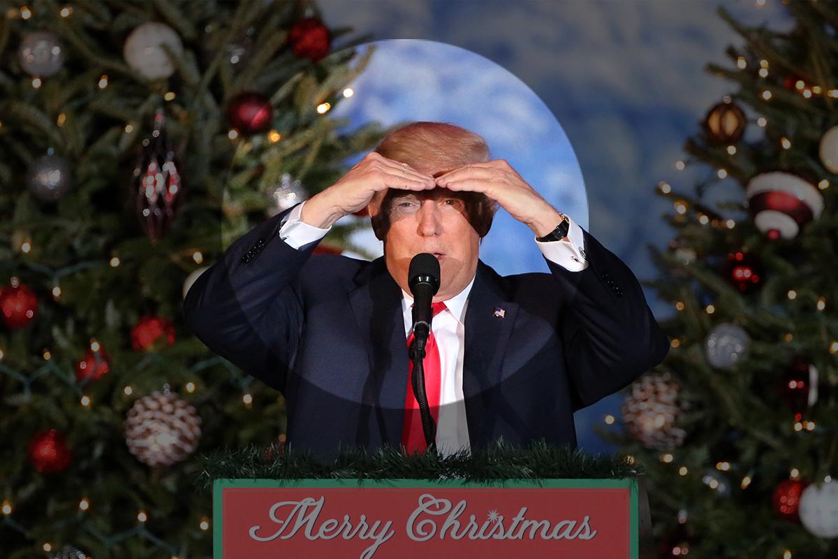 Der Kleinkrieg um Weihnachten   History Reloaded