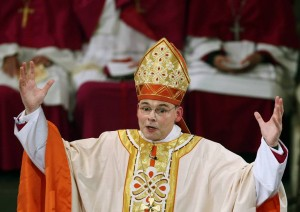 Der Bischof des Bistums Limburg, Franz-Peter Tebartz-van Elst .