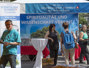 SCIENTOLOGY, SCIENTOLOGE, FREIKIRCHE,