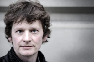 Christoph Simon, Schriftsteller. © Adrian Moser