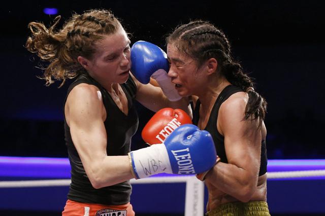 Frauenboxen (Keystone, Peter Klauzner)