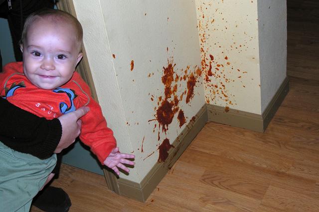 Dieser Kleine hat noch nicht verstanden, wo der Spass aufhört. (Bild: flickr.com/_Shward_)