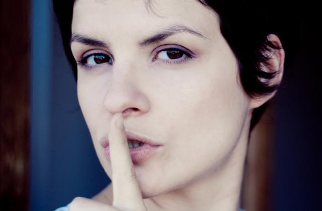 Shhhhh...: Kinderfragen können nerven. (Flickr/LaVladina)