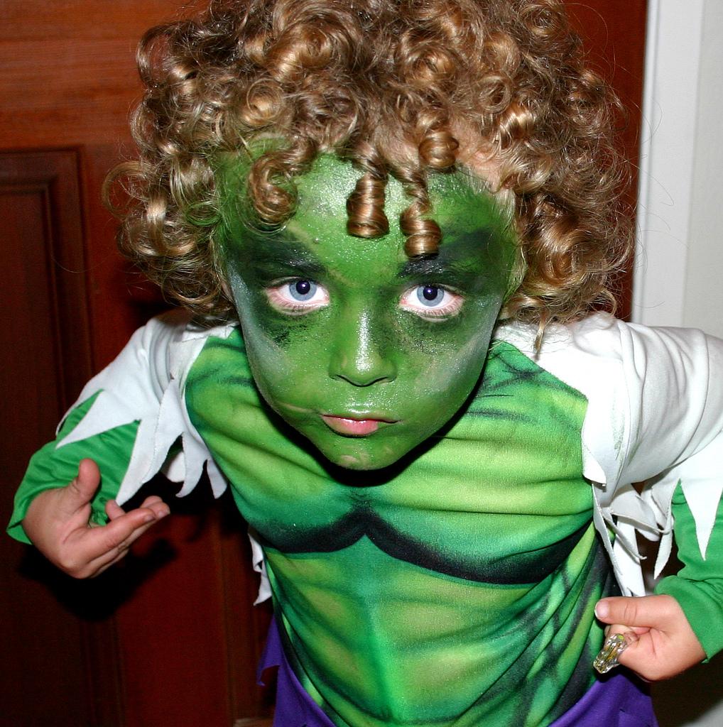 Prügeln ist keine Option – oder doch? Ein Junge lässt den Hulk raus. Foto: sponselli/Flickr