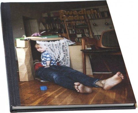 «Swedish Dads» von Johan Bävman. Für mehr Infos auf das Buch klicken.