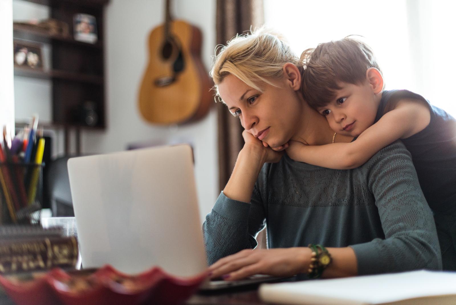 Für Arbeitsgeber ein Unsicherheitsfaktor: Kinder zu verheimlichen, darf  keine Lösung sein. (iStock