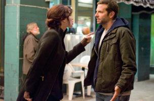Kann man überhaupt lernen, «richtig» zu streiten? Szene aus dem Film «Silver Linings Playbook» mit Jennifer Lawrence und Bradley Cooper. Foto: PD