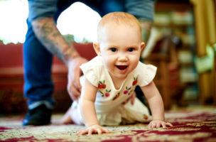 Achtung, fertig, aufpassen: Je mobiler die Kinder, desto nervöser die Eltern. (iStock)