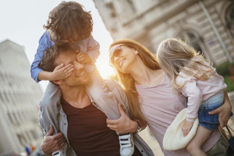 Glück kann man nicht planen - aber eine Strategie mit Träumen und Visionen könnte helfen. (iStock)