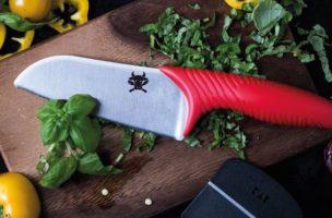 Ab 6 Jahren: Küchenmesser, mitentwickelt von Tim Mälzer.