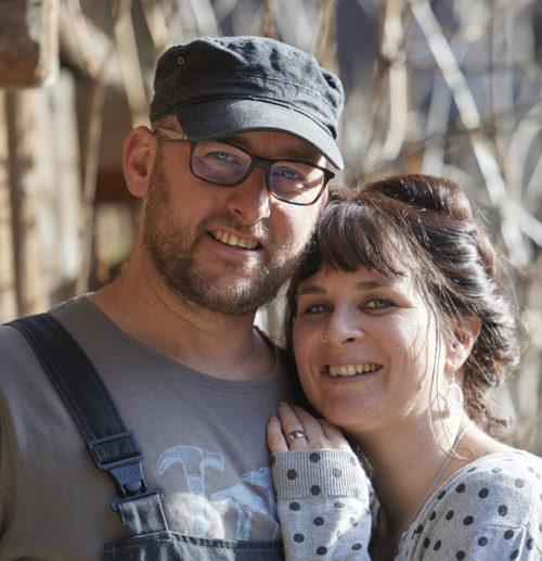 Thomas Jäggi und Simone Moser