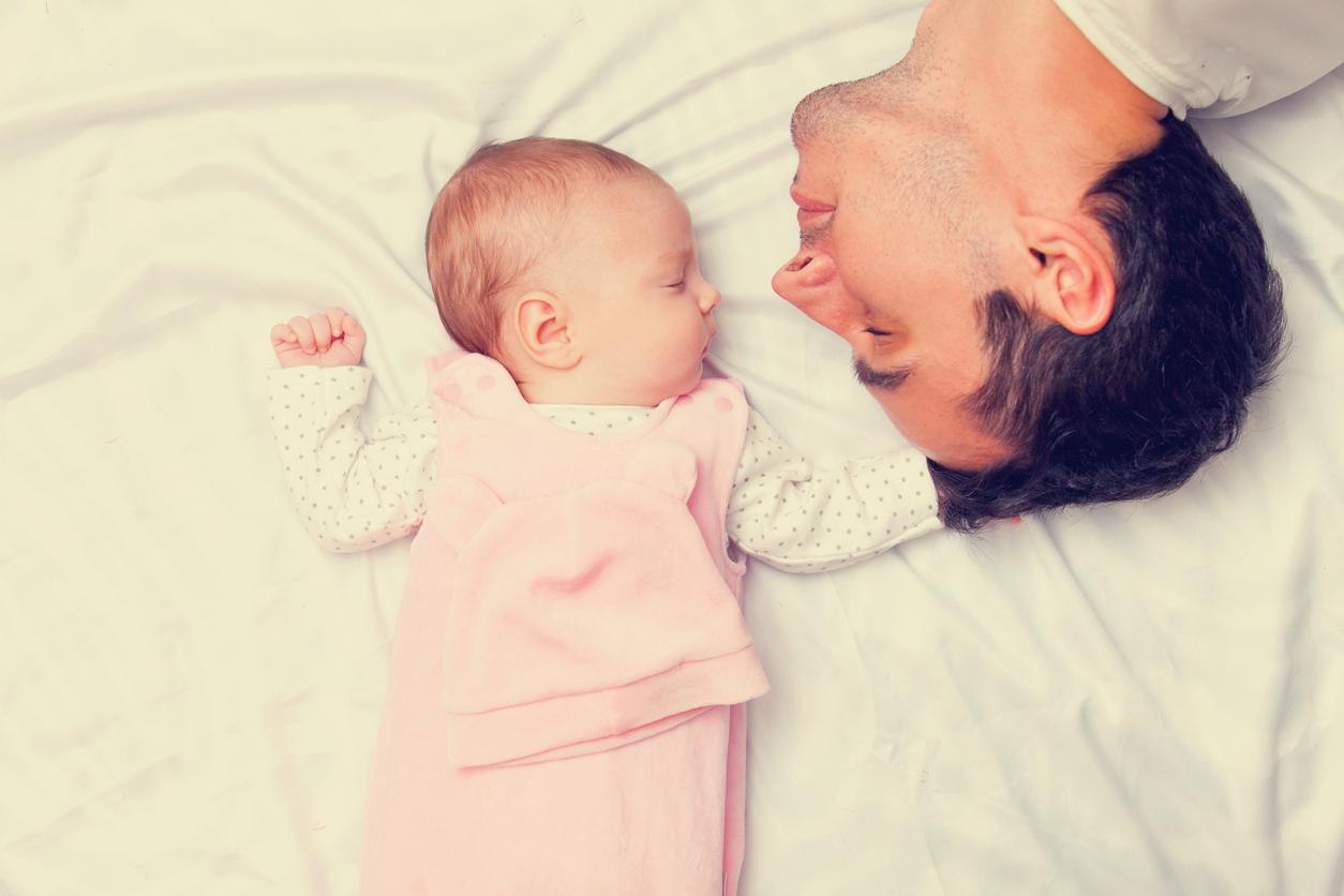 Endlich glücklich im Bett | Mamablog