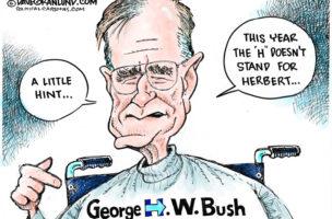 Die Rache der Familie Bush