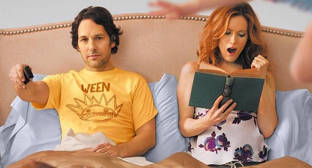 Selten prickelnd - aber wichtig: Zeit mit der Familie verbringen. Szene aus «Immer Ärger mit 40». (Universal Pictures)