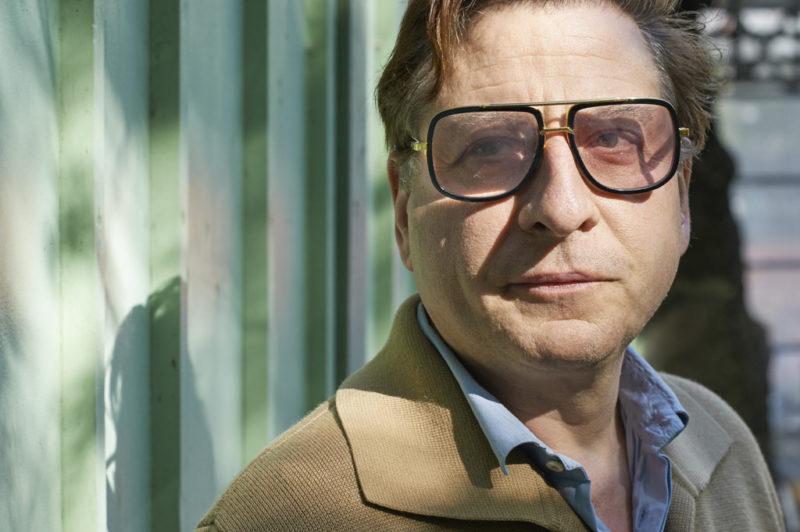 Beat Schlatter: Schauspieler, Kabarettist, Conférencier, Drehbuchautor – und jetzt auch Stilikone. Foto: Ayse Yavas (Keystone)