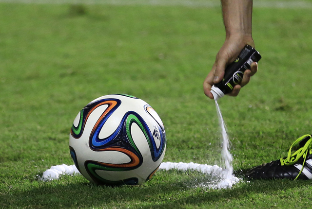Brazil WCup Training Referees