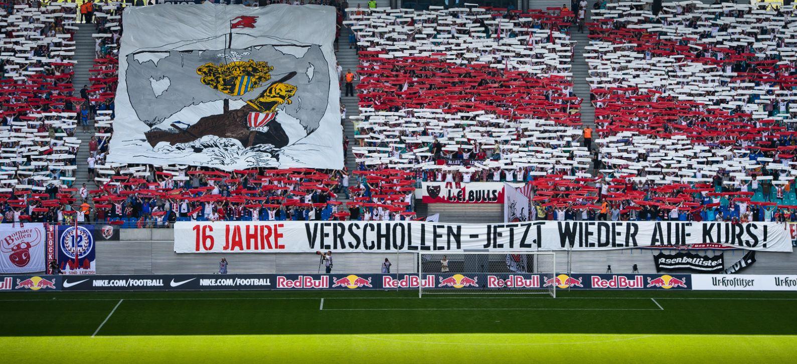 «Jetzt wieder auf Kurs»: Die Zweitliga-Premiere von RB Leipzig gegen Aalen.