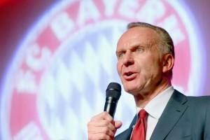 FC Bayern Munich Champions Party