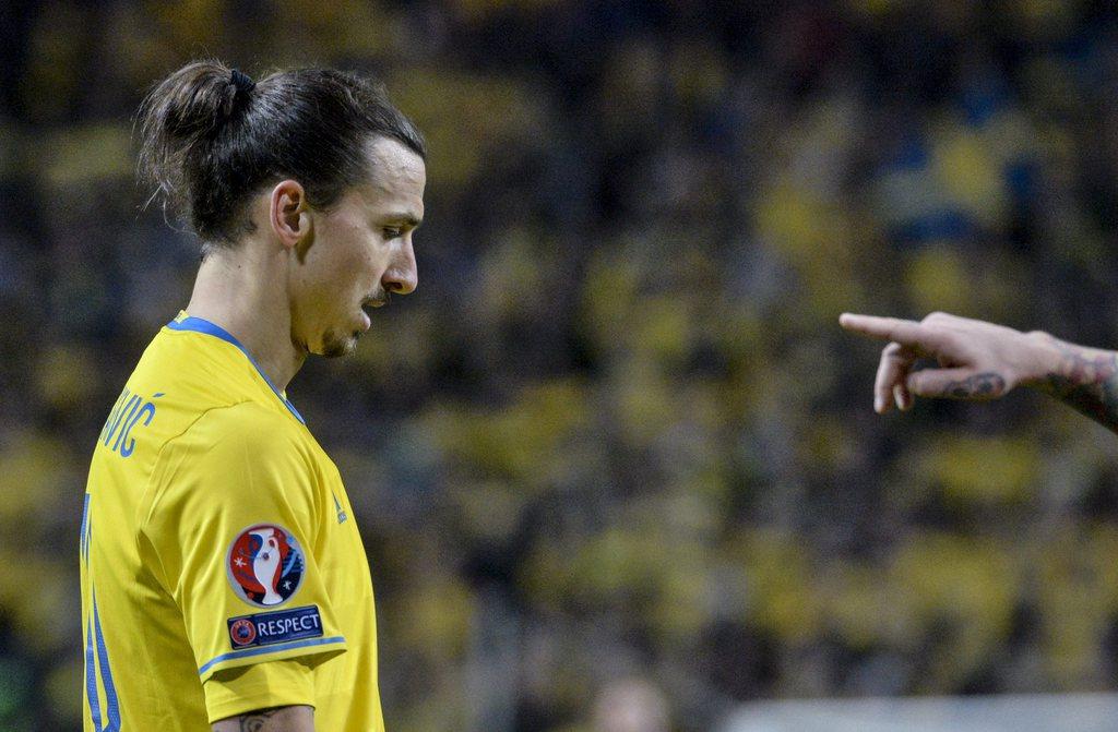 Er wars! Zlatan Ibrahimovic darf auch im Sommer 2015 im Zentrum der Aufmerksamkeit stehen.