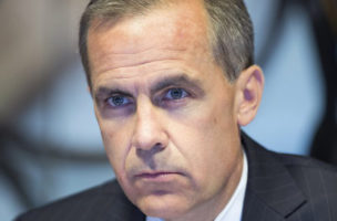 New Bank Of England Governor Mark Carney begins tenure at BOE