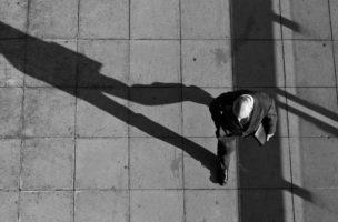 Wo Geld ist, ist auch Schatten: Banker in London. Foto:  Geraint Rowland (Flickr)