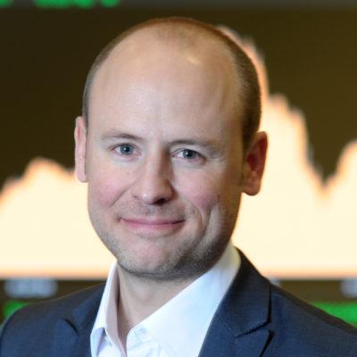 Mark Dittli, Chefredaktor Finanz und Wirtschaft