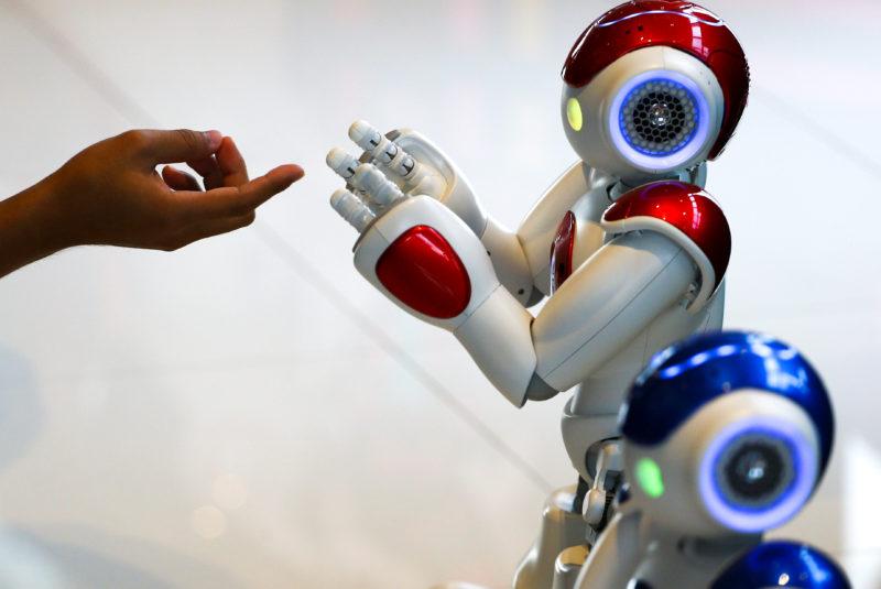 Der vormarsch der roboter