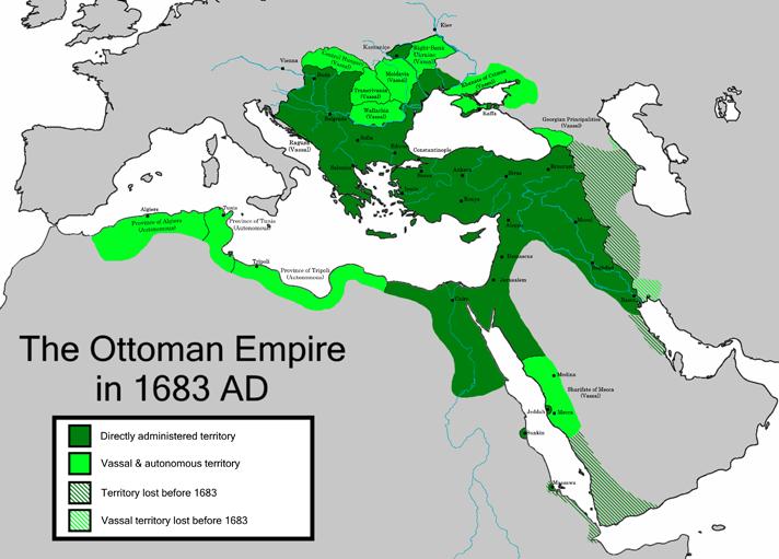 Osmanisches Reich Karte 1914.Der Lange Schatten Des Osmanischen Reichs Never Mind The Markets