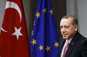 dem türkischen Präsidenten Recep Tayyip Erdogan. (Foto: Reuters)