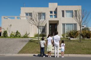 Mit Hilfe der Eltern zum Eigenheim