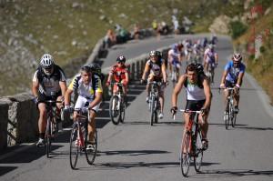 Mit der Erfahrung steigen die Ansprüche: Das Stilfserjoch ist der zweithöchste asphaltierte Gebirgspass der Alpen.