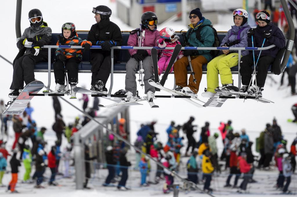 Genug Von Der Ski Maschinerie Outdoor
