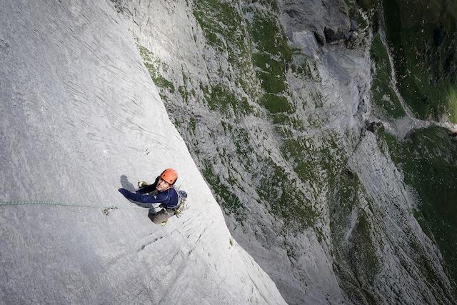 JonasSchildin «La Svizzera», Wendenstöcke.Foto: NicolasHojac