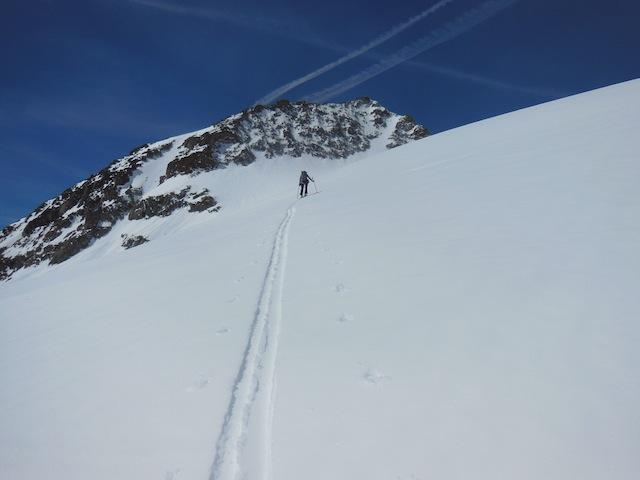 Auf eigenen Wegen: Abseits der Haute Route zwischen Chamonix und Zermatt.