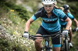 Outdoor Frauen-Bike