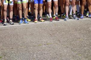 Motivation ist alles: Viele Sportler haben vor Wettkämpfen ihre Rituale. (iStock)