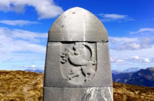 Dreibündenstein. (Bild: Thomas Widmer)