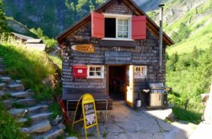 Outdoor Tschinglen-Alp