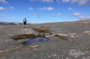 ... entlang der Küste in der Provinz Bohuslän. Fotos: Yvonne Ineichen